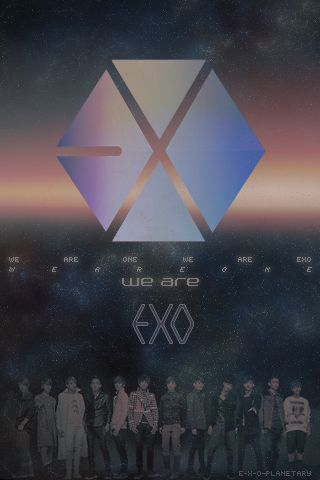 Exo, Wallpapers and Tumblr on Pinterest