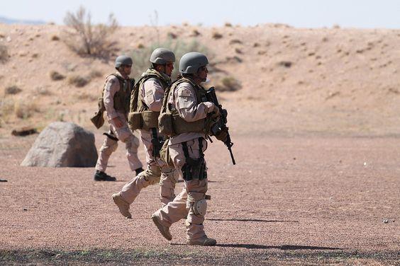 US Customs \ Border Protection BORTAC Training Guns - cbp marine interdiction agent sample resume