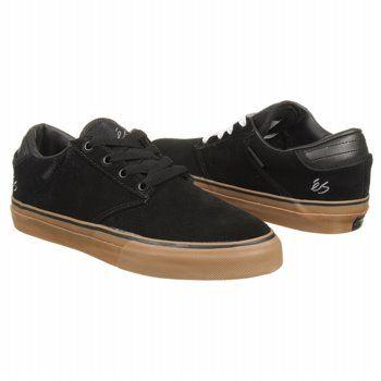 'eS Edgar Shoes (Black/Gum) - Men's Shoes - 9.5 M