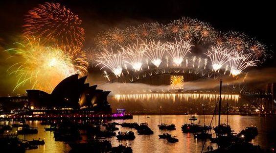 Enjoy 2015 New Years Eve Celebration in Sydney