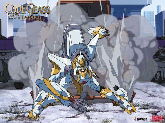 Knightmare Frame Lancelot by Rukia2486 on DeviantArt: