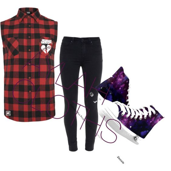 Untitled #1 by fullkitty on Polyvore featuring Paige Denim and Mikey
