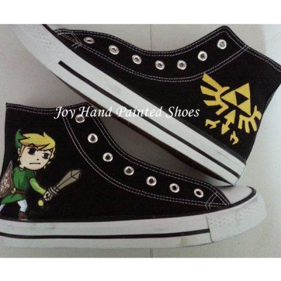 Legend of Zelda Shoes High Quality The Legend of Zelda Hand Pain