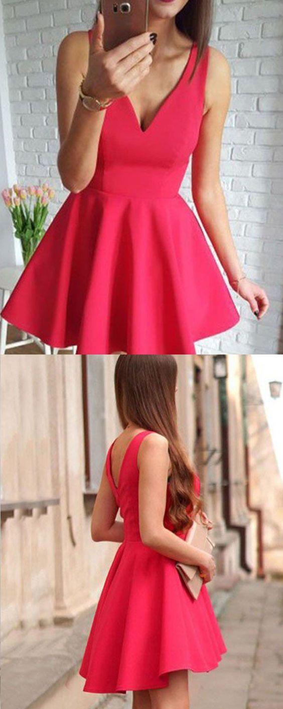 Modest Short Dresses