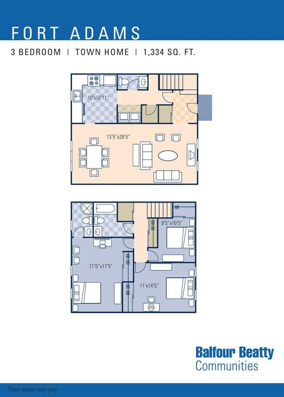Ns Newport Fort Adams Neighborhood 3 Bedroom 2 Level
