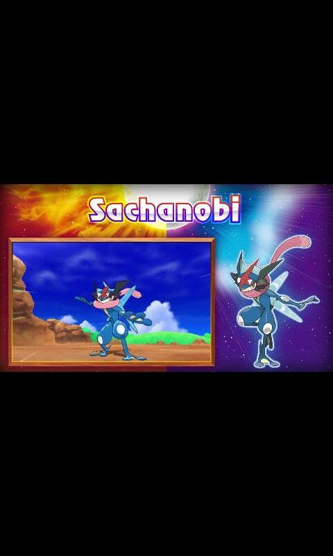 Pokémon Soleil et Lune - Sashanobi