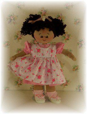 Handmade 16 inch doll's of every race
