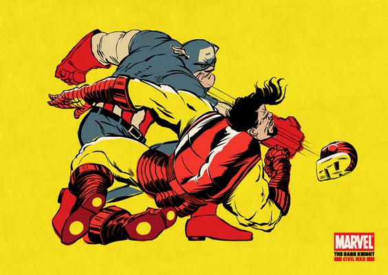 captain-america-vs-iron-man-art-in-frank-millers-the-dark-knight-returns-style