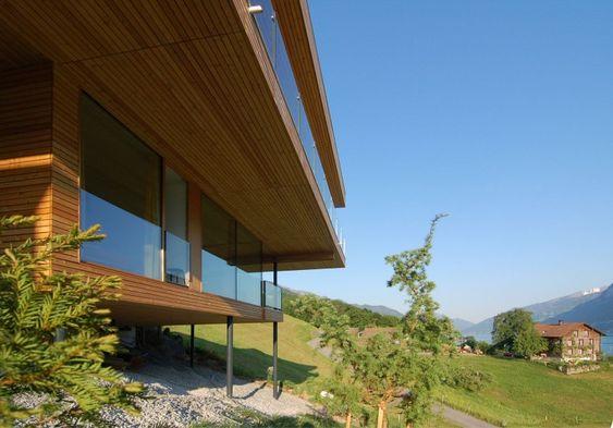 Wohnhaus Am Walensee by k_m architektur | HomeDSGN