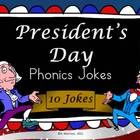 What do you call George Washington's teeth?  THE PRESIDENTURES!!!  Your kids will practice essential reading skills as they learn new jokes!  These are video files.  There is nothing to prep - just push play.  Kids read the joke and write the missing letter from a series of words to create the punch line.  They love it so much, they don't know it is good for them!  10 joke videos for $3.00.  WAY MORE FUN THAN ANOTHER WORKSHEET!