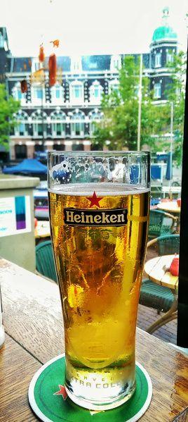 Heineken in Amsterdam
