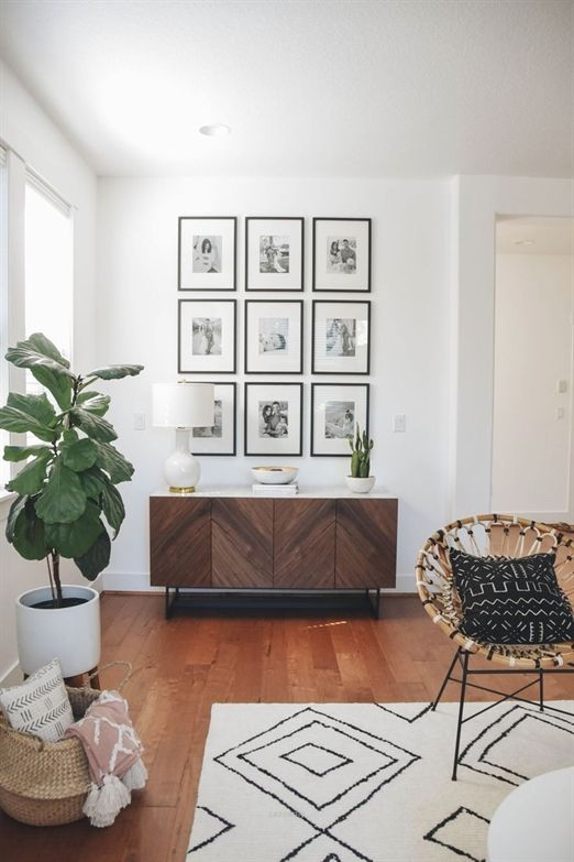 Marvelous p i n t e r e s t || muriloguterres || gallery wall. mid-century modern home The post p i n t e r e s t || muriloguterres || gallery wall. mid-century modern home… appeared first on Cazoz Diy Home Decor .