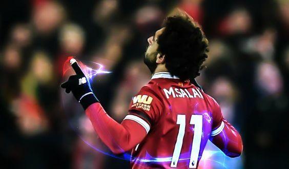 أجمل وأروع صور و خلفيات محمد صلاح لاعب كرة القدم المصرى فى نادى Liverpool الإنجليزى للهواتف المحمولة Mohamed Salah Sports Jersey Sports