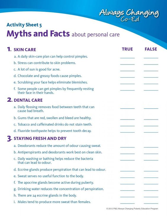 Printables Hygiene Worksheets For Adults hygiene sheets for adults personal worksheets worksheets