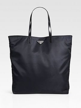 Prada Vela Nylon Tote Bag on shopstyle.com