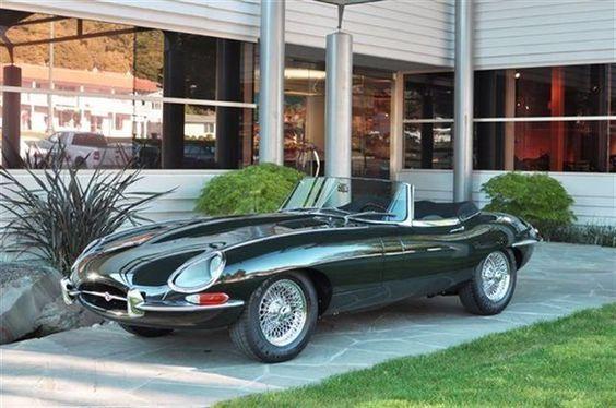 1964 Jaguar XKE Series 1