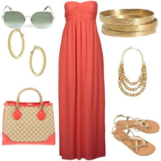 Amo vestido longo e rasteira