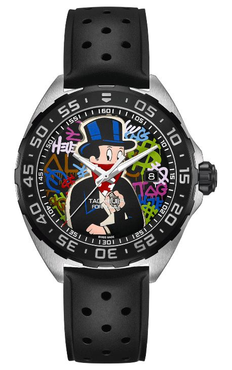 TAG Heuer Formula 1 Alec Monopoly Special Edition Ref. WAZ1117.FT8023