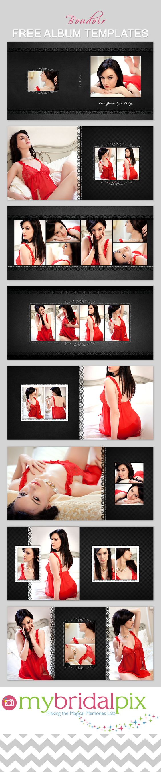 Boudoir Photo Book Cover Ideas ~ Boudoir books make the perfect grooms gift you will have