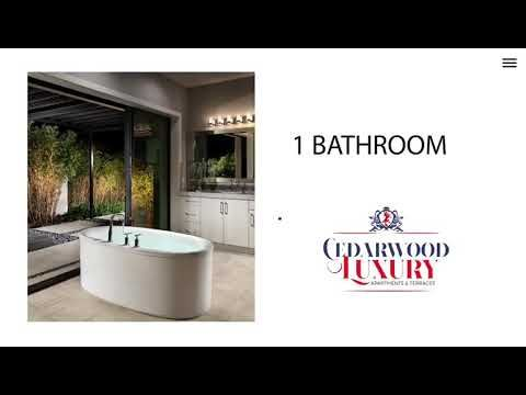 Cedarwood Luxury Apartments Terraces Brochure Apartment Terrace Luxury Apartments Luxury Neighborhoods