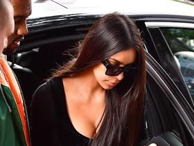 Kim Kardashian Gets New Security After Robbery Attack In Paris - http://naijahub.net/kim-kardashian-gets-new-security-robbery-attack-paris/