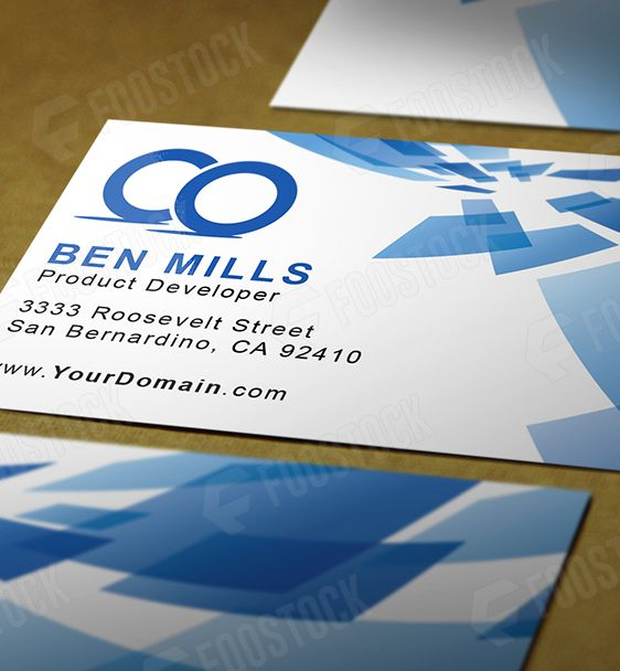 16 best free business cards print templates images on pinterest