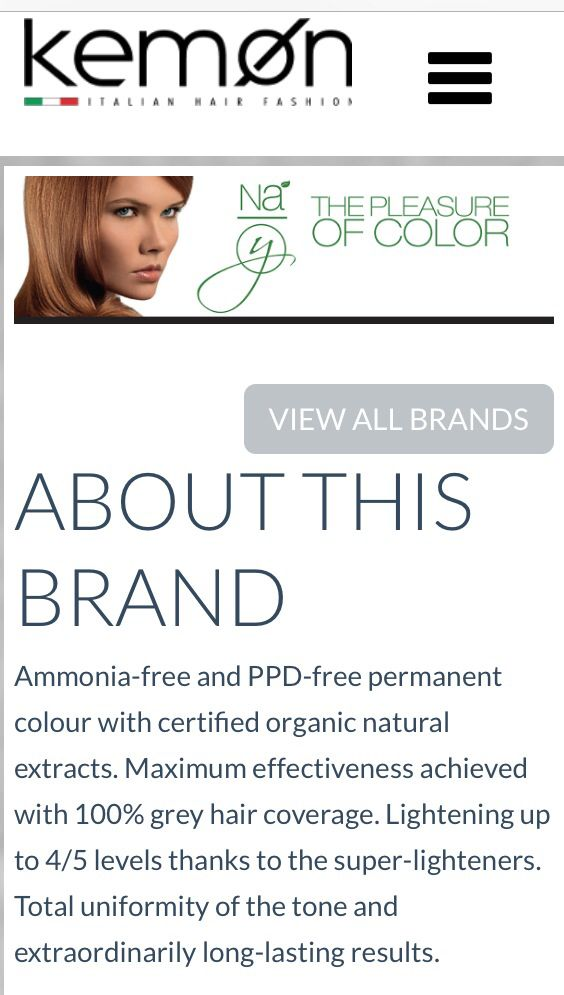 Ppd Is A Chemical Substance That Widely Used As Permanent Hair Dye