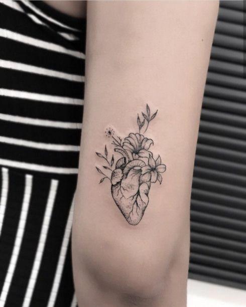 kleine tattoo ideen frauen
