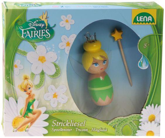 Lena 42372 - Strick Liesel Disney Fairy