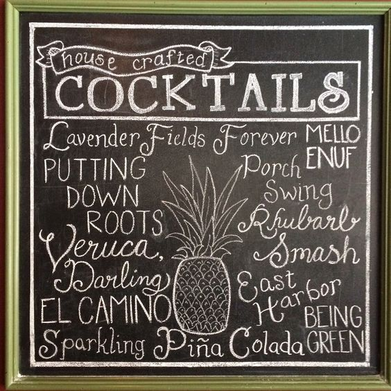 Sass & Gin Cocktail Blog