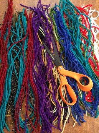 Creating a Prayer Net - all ages activity