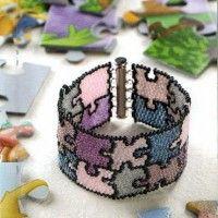 """Bracelet """"puzzles"""""""