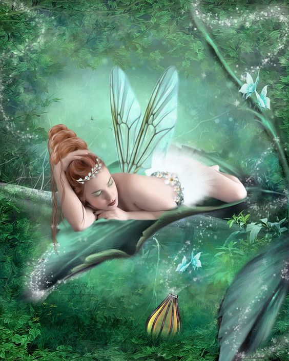Just another Fairy Day by *DesignbyKatt on deviantART: