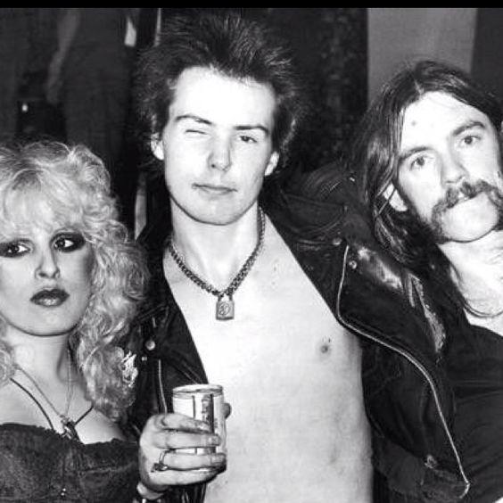 Sid, Nancy and Lemmy