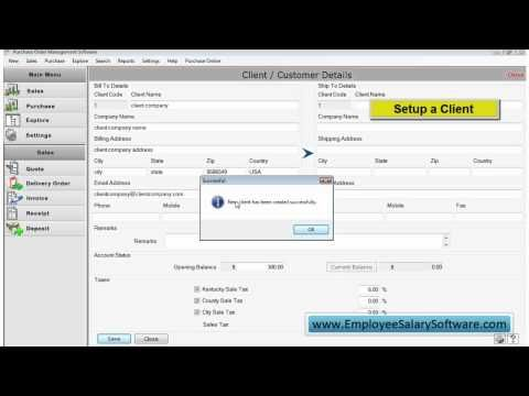 purchase order software how to issue PO template manage inventory - po template