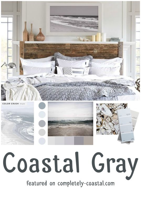 Coastal Beach Gray Bedroom Ideas Beach House Bedroom Coastal