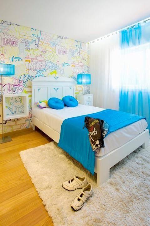Interdesign Interiores decoração de quarto ROOM  ♖ ROOM
