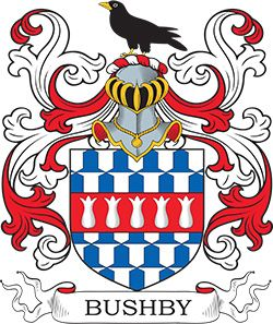 Bushby Coat of Arms