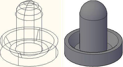 Autocad insider autocad 3d conceptual design 113 cad for Sessel 3d dwg