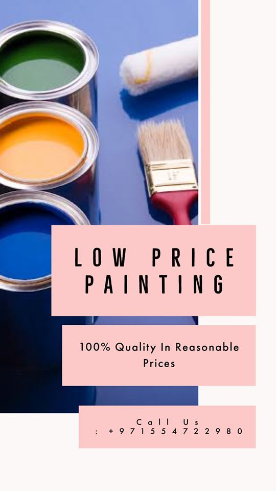 Low Price Painting Painting Services Distemper Paint Painting