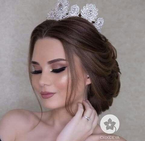 Aystar Hair Makeup Bride Hairstyles Wedding Hairstyles