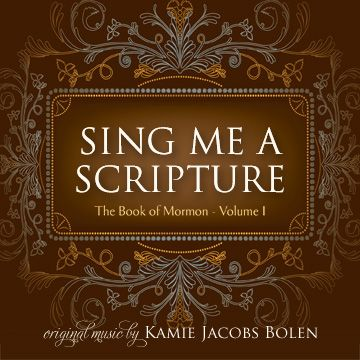 Scripture mastery to music! This will make seminary so much easier! : )
