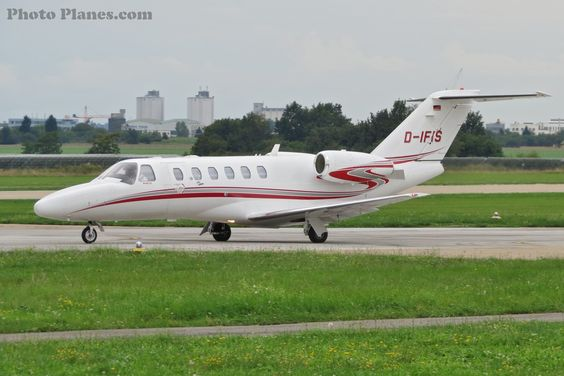 Cessna 525A Citation CJ2  - D-IFIS