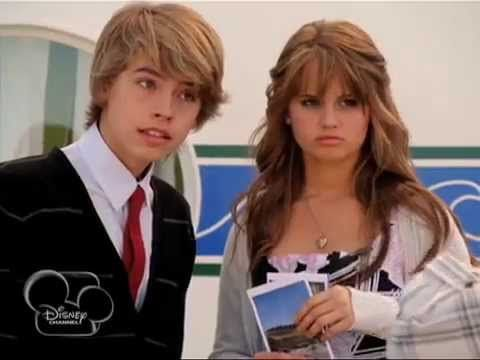 Hahahahah Cody \u0026 Bailey from the suite life movie