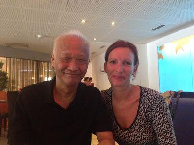 Weltbekannter Therapeut Dr Tan und Sandra Wilfert