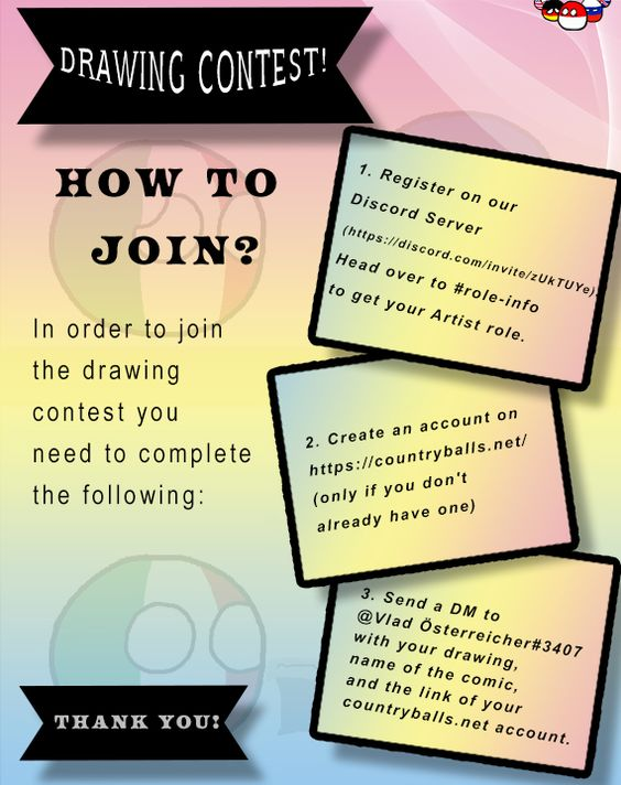 Drawing Contest Discord Contest Ways To Communicate