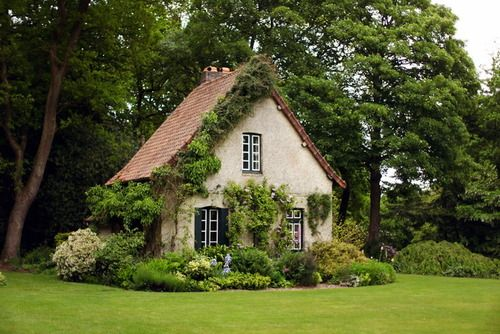 Cute storybook cottage