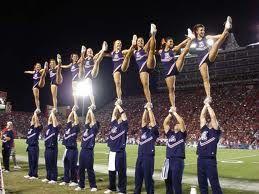 I wish our school had male cheerleaders -__-