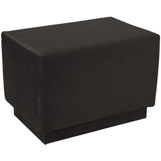 Shop for angelo:HOME Square Ottoman in Mystere Cosmic. Get free shipping at Overstock.com - Your Online Furniture Outlet Store! Get 5% in rewards with Club O!