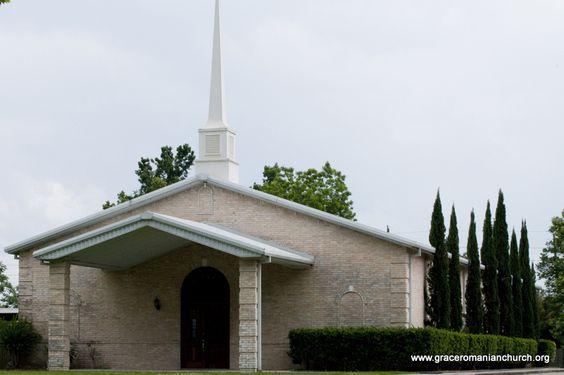 Grace Romanian Penticostal Church 2809 Milroy Lane, Houston TX. 77066 281-580-1117 http://www.graceromanianchurch.org/